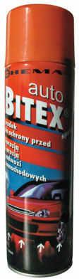 Preparat antykorozyjny do konserwacji podwozia Bitex 500 ml Darmowa dostawa