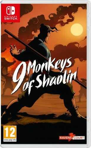 9 Monkeys of Shaolin NS