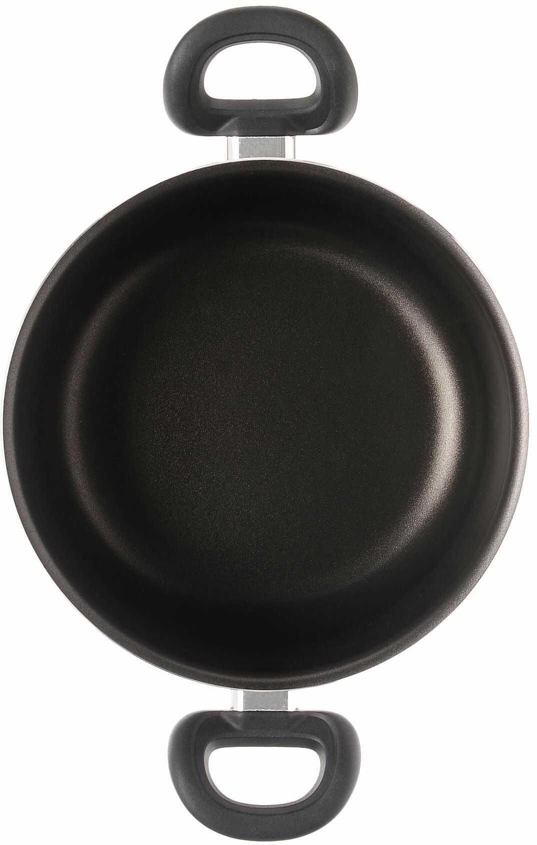 Alluflon Cucina rondel 20 cm, 3 litry, aluminium klasy spożywczej