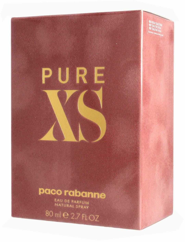 Paco Rabanne Pure XS for her Woda perfumowana 80ml