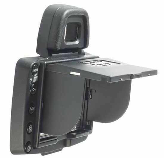 Osłona wyświetlacza LCD Nikon D300 PRO