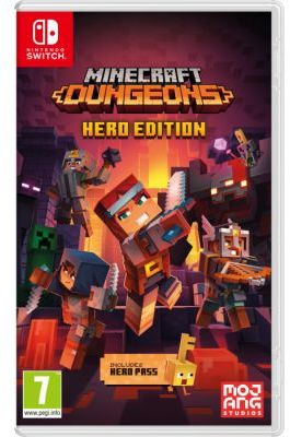 Minecraft Dungeons Hero Edition NS