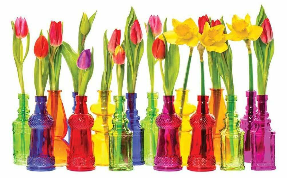 Fototapeta Kwiaty 368 x 254 cm