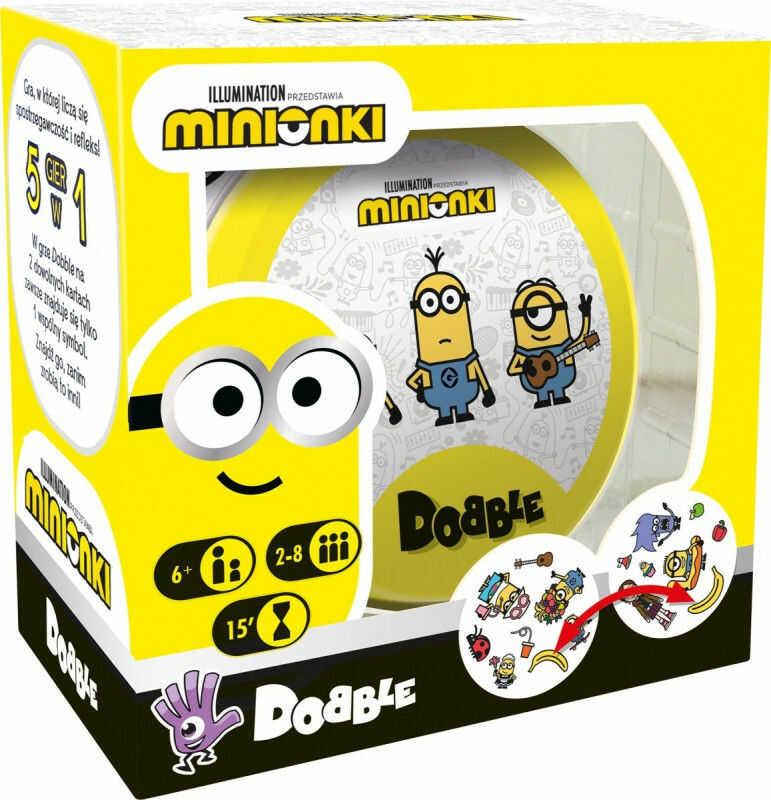 Gra Dobble Minionki (GXP-772241)