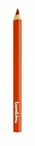 Kredka Bambino w drewnianej oprawie gruba trójkątna 5003684 5003622, Kolor: Pomarańczowy
