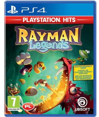 Gra PS4 PlayStation HITS Rayman Legends