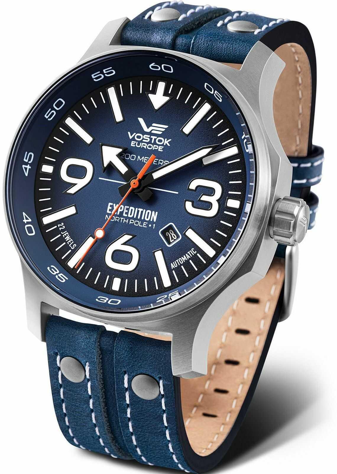 Zegarek męski Vostok Europe Expedition North Pole-1 Limited Edition