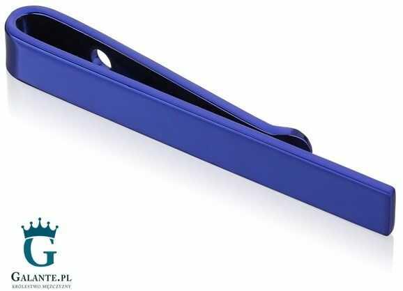 Spinka do krawata SHK-1063 Niebieska