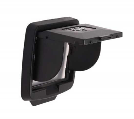 Osłona wyświetlacza LCD Nikon D90