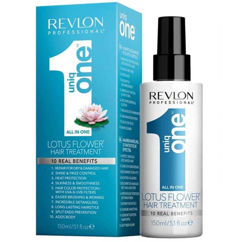 Revlon Uniq One 10w1 Lotus Flower - maska do włosów w sprayu 150ml