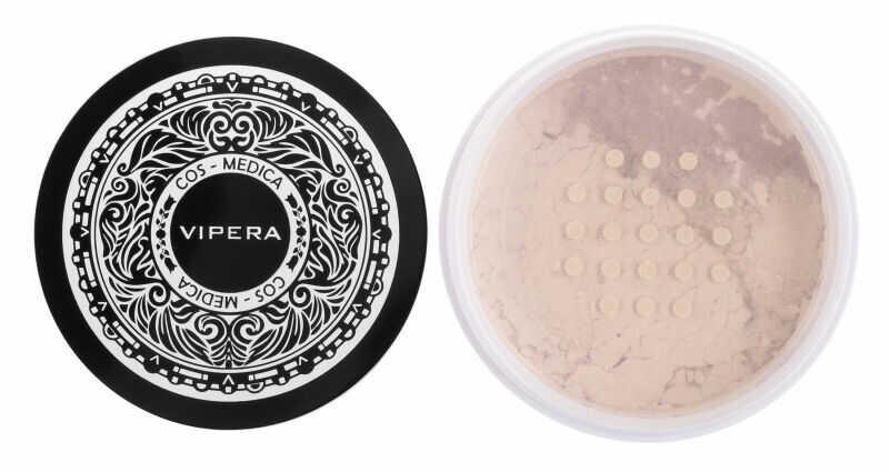 VIPERA - COS-MEDICA - NO MORE SHINE - Sypki puder ryżowy do cery trądzikowej