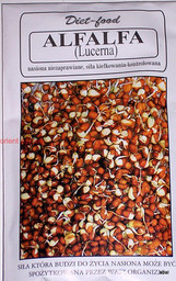 Alfalfa - lucerna 80g