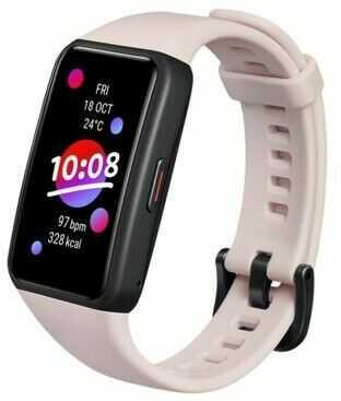 Huawei Smartband Honor Band 6 (Różowy)