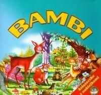 Bambi-książeczka z naklejkami