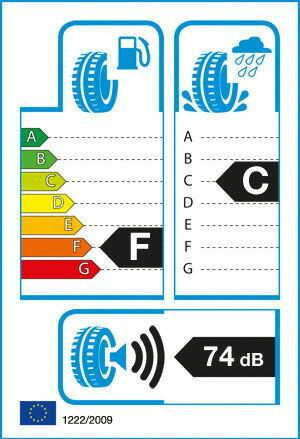 Yokohama 215/50 R17 95V RF , RPB 215/50 R17 95 V