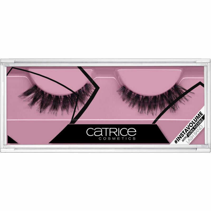 Catrice - Lash Couture #INSTAVOLUME Lashes - Sztuczne rzęsy na pasku + klej