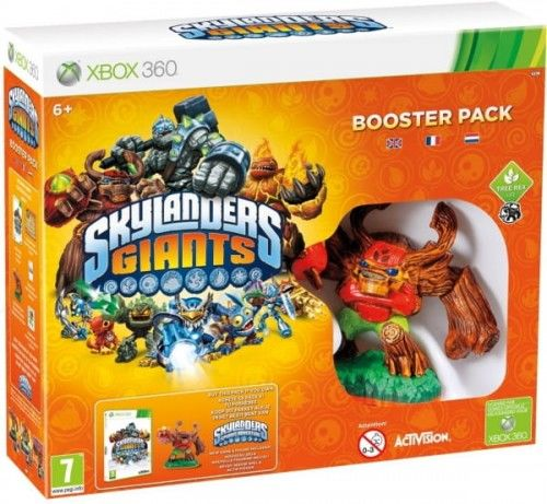 Skylanders Giants X360 Używana