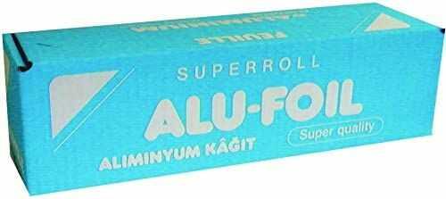 Einweggeschirr & Besteck Folia aluminiowa