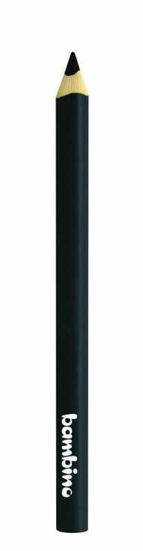 Kredka Bambino w drewnianej oprawie gruba trójkątna 5003752 5003721, Kolor: Czarny