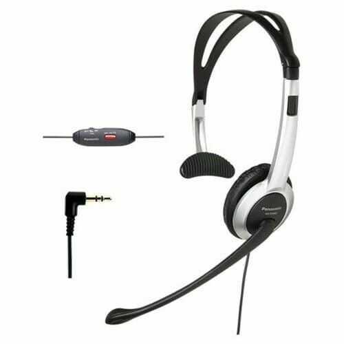KX-TCA430 Słuchawka nagłowna - Panasonic