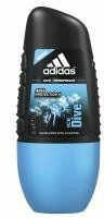 Adidas Ice Dive 50 ml dezodorant w kulce dla mężczyzn dezodorant w kulce + do każdego zamówienia upominek.