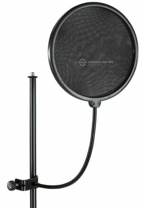 K&M 23966 osłona do mikrofonu, popkiller