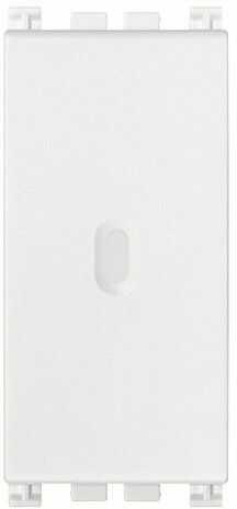 Wyłącznik osiowy schodowy 1P 16A 250 V, biały