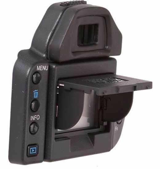 Osłona wyświetlacza LCD Pentax istDs PRO