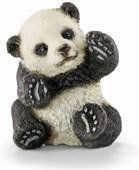 Schleich - Mała Panda bawiąca się 14734