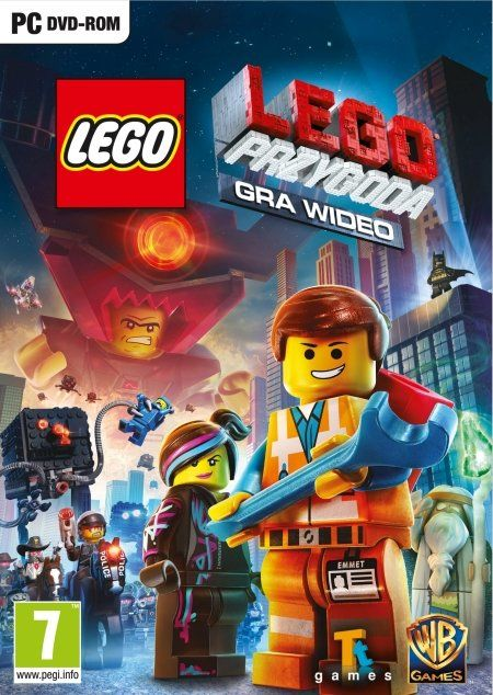 Lego Przygoda Gra wideo (PC) PL klucz Steam