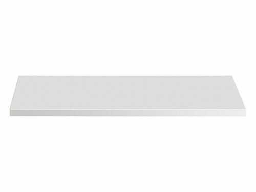 Blat Biały 80 x 2,5 x 48 cm ,Seria Capri Biały