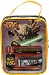 Joy Toy 99075 - zestaw dla fanów Star Wars Yoda 3-częściowy