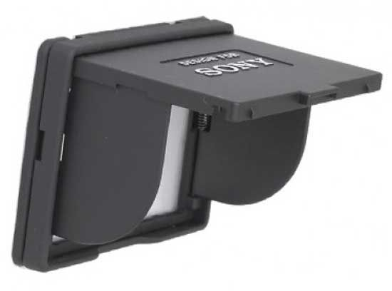 """Osłona wyświetlacza LCD Sony 2.5"""" czarna"""