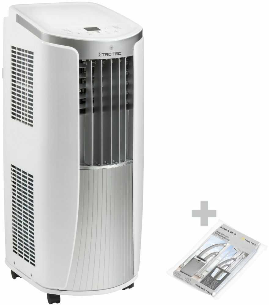 Klimatyzator przenośny PAC 2010 E + AirLock 1000