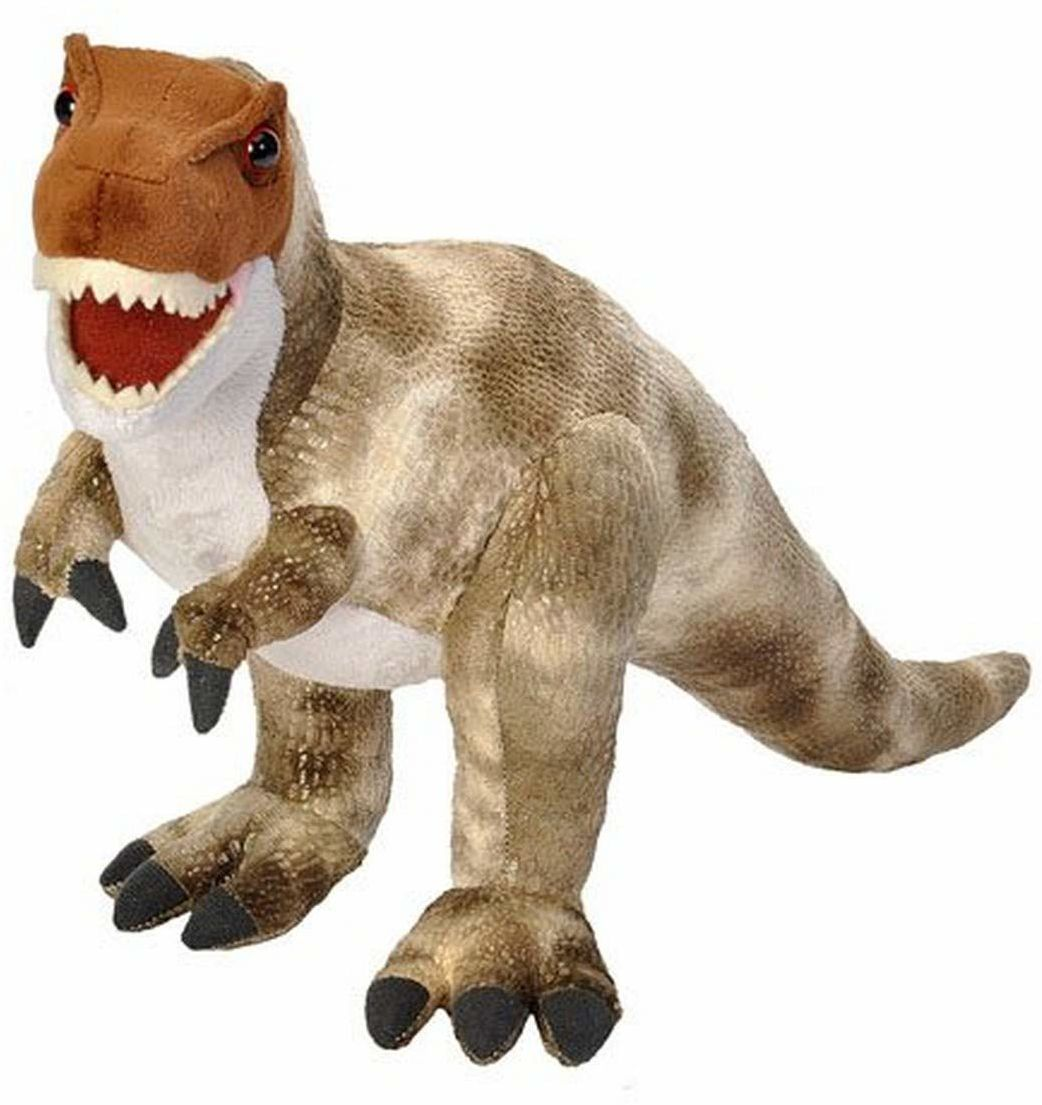 Wild Republic 17951 dinozaur T-Rex dinozaur wypchane zwierzę, pluszowa zabawka