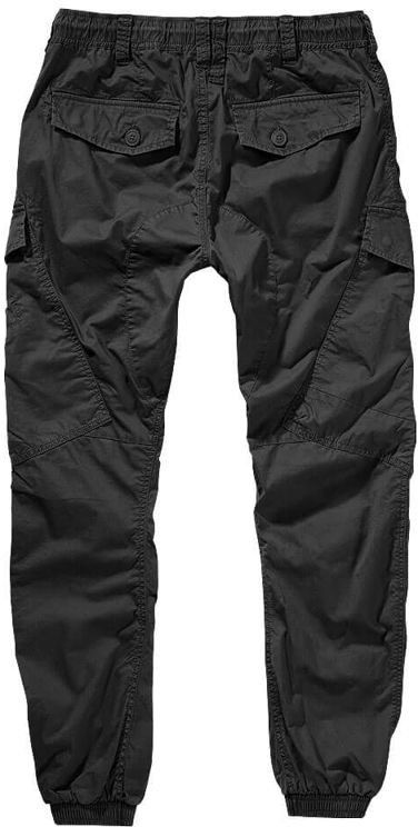 Brandit Spodnie Joggery Ray Vintage Czarne 1018.2/S