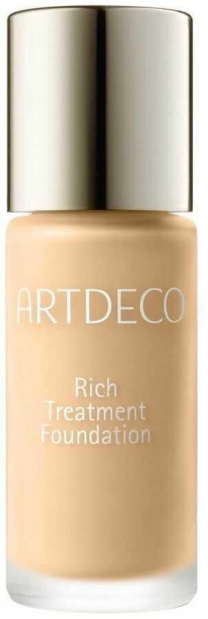 Artdeco Rich Treatment Foundation rozświetlający, kremowy podkład odcień 485.15 Cashmere Rose 20 ml + do każdego zamówienia upominek.