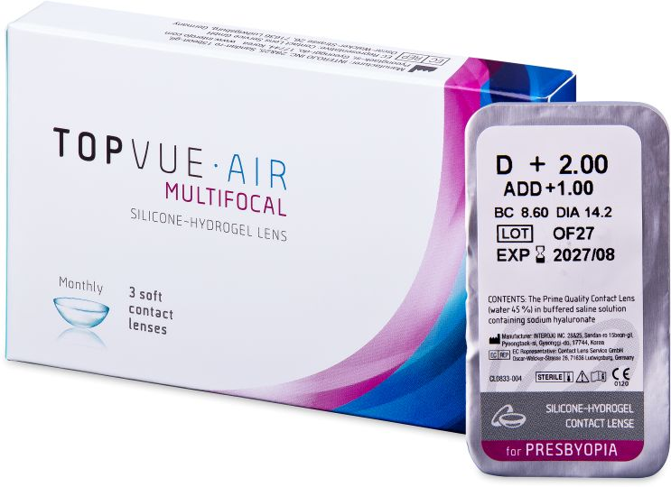 TopVue Air Multifocal (1 soczewka)