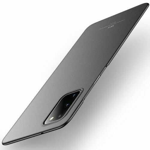 Etui MSVII Samsung Galaxy S20, matowe czarne