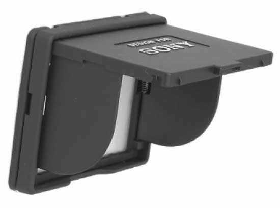 Osłona wyświetlacza LCD Sony A100