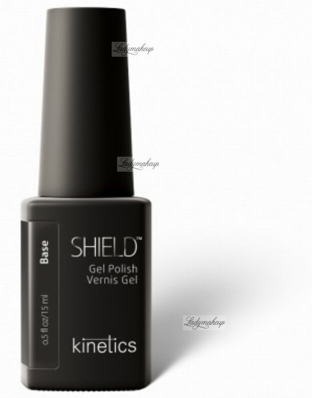 Kinetics - SHIELD Gel Polish Base - Baza pod lakier hybrydowy - 15 ml