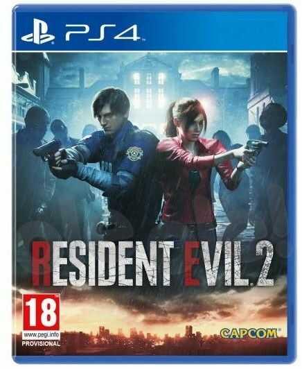 Resident Evil 2 PL (PS4)
