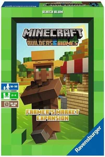 Minecraft: Rynek Farmera - Ravensburger
