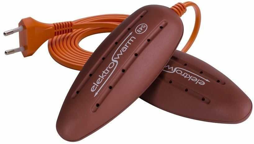 Suszarka do butów Elektrowarm SB-3 ciemny brąz