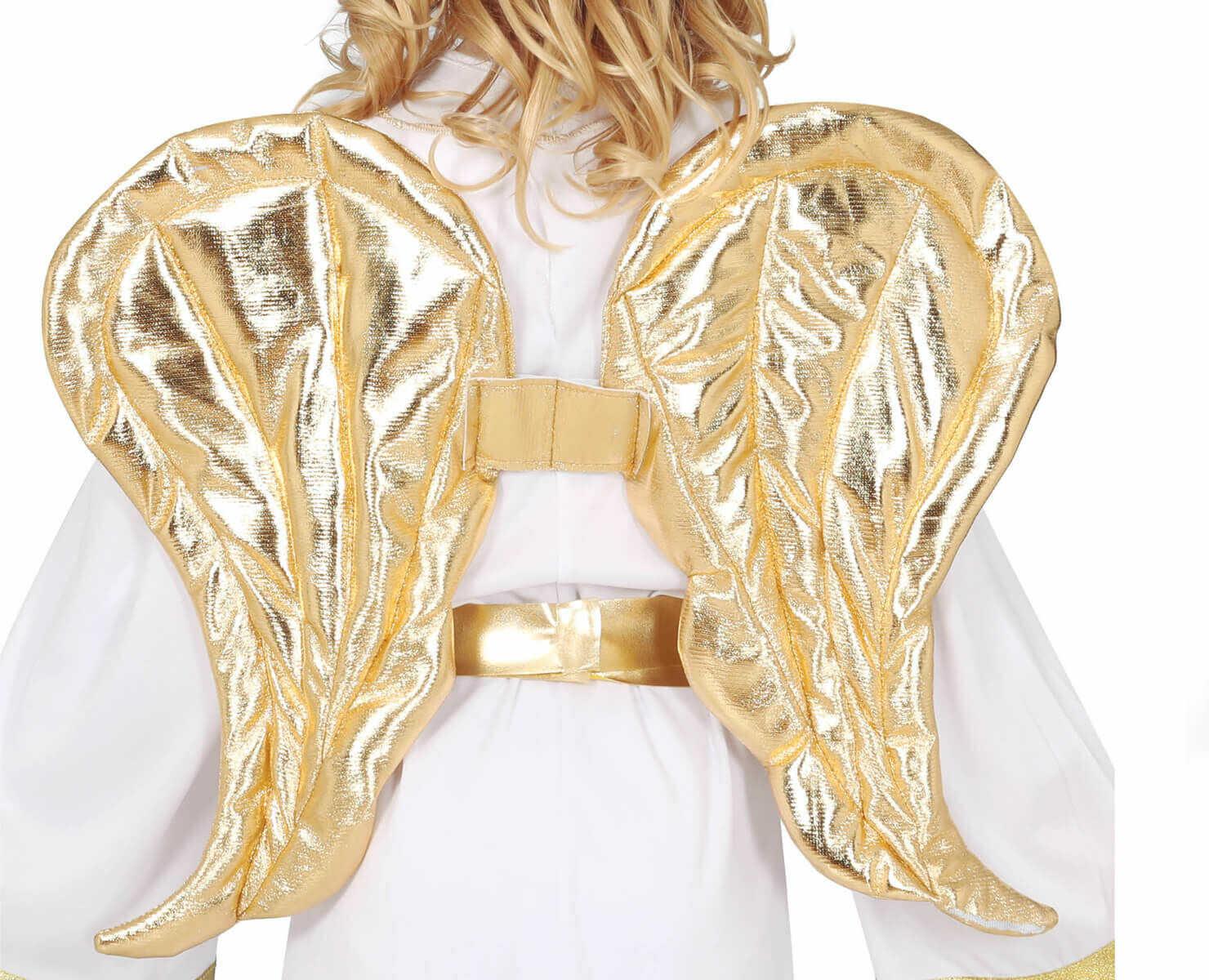 Skrzydła anioła złote - 50 x 40 cm - 1 szt.