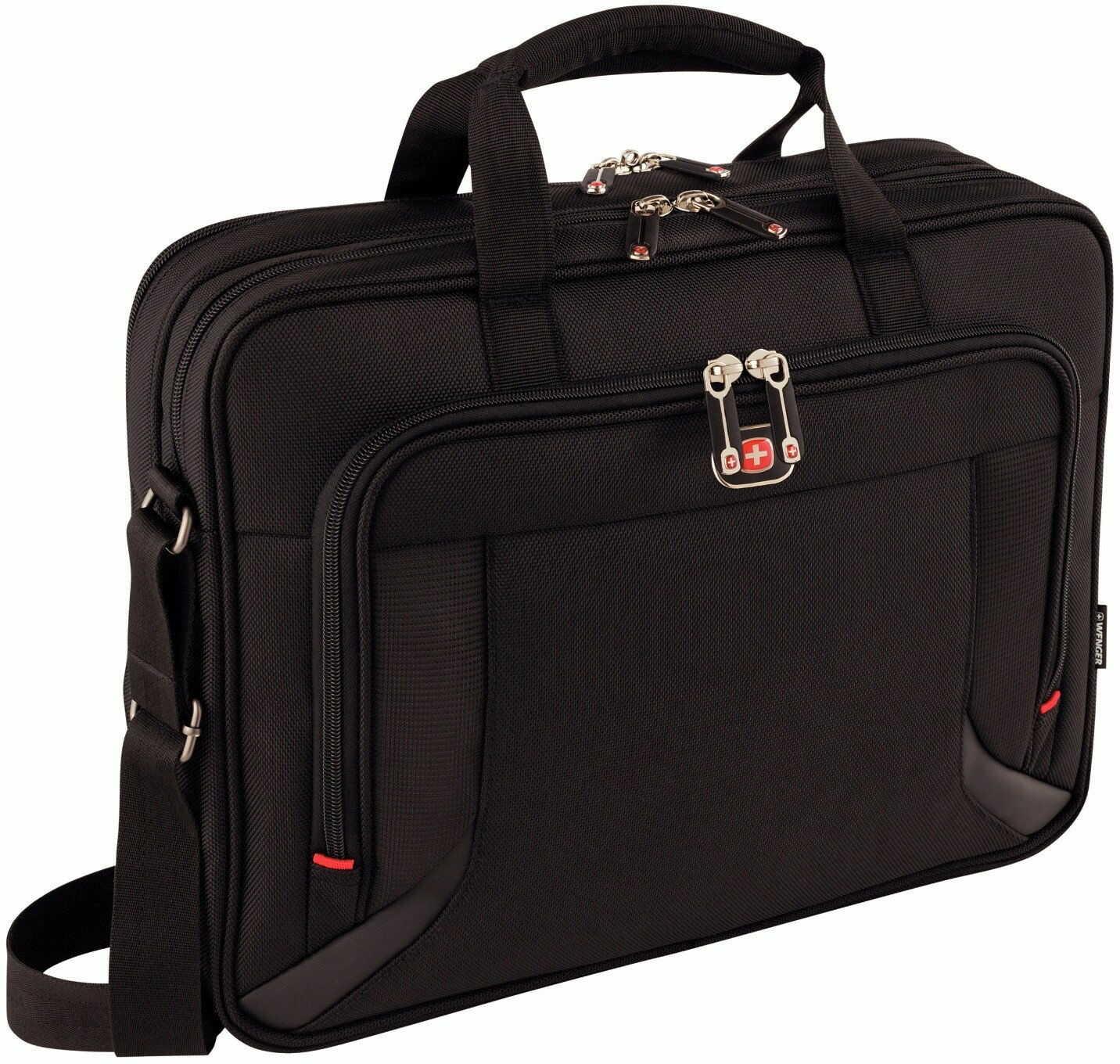 "Torba na laptopa WENGER PROSPECTUS 16"" czarna /WE600649/"