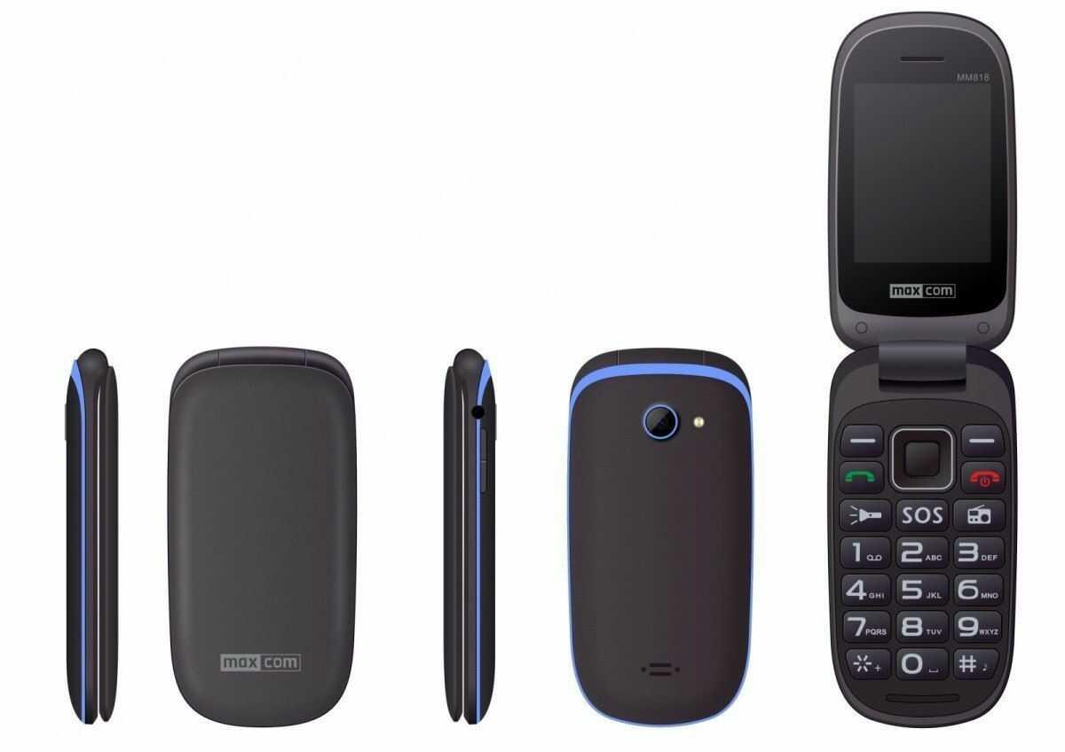 Maxcom MM 818 TELEFON KOMÓRKOWY GSM