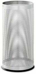 IN FACTORY Stojak na parasol 0457B, kolor: biały