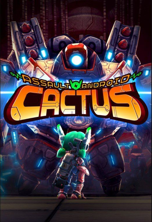 Assault Android Cactus (PC) Klucz Steam