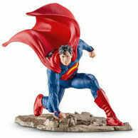 Schleich - Superman klęczący 22505